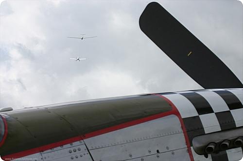 Kent Gliding Club Big Beautiful Doll ??... Type: P-51D-20NA