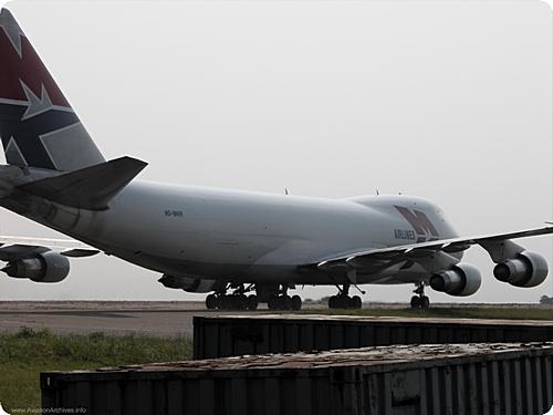 Boeing 747-2B5F/SCD